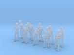 1-72 Male Zombie Set