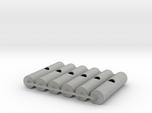 Bandolier Small Cylinder Set of 6
