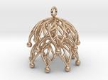 Leaf Jhumka - Indian Bell earrings