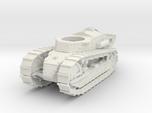 28mm M1917 Six Ton Tank (Hull)