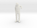 1:48 Scale Albert leaning out a door