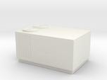 O Scale Rooftop HVAC Unit