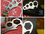 The Locust Metamorphosis Bottle Opener and Spanner