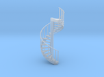12' Spiral Stair 1:48 Left Railing