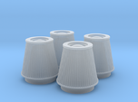 1/18 K&N Cone Style Air Filters TDR 5113