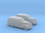 1/160 2X 1948 Chevy Woody