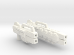 """COREBLOCK"" Transformers Weapons Set (5mm post)"