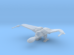 1/2500 BoP Scoutship (wings up - landing)