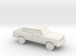 1/64 1991-93 Dodge Ram Single Cab
