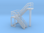N Scale Staircase H=23.8mm