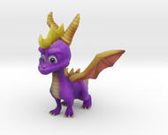 Spyro the Dragon - A hero's tail - 3.78inch