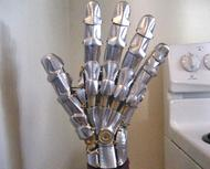 Fire Gauntlet (unpainted)