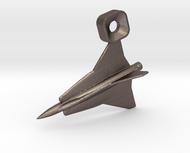 Saab Draken Keychain