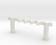 Resistor drawer pull #10-32 thread @ 3in