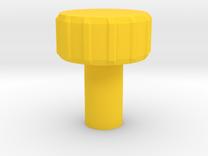 KillPlug v.3 in Yellow Strong & Flexible Polished