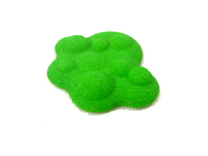 Chemical Spill Token No Base, Toxic or Poison in Full Color Sandstone