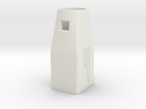 Adapter DIN-RJ12 in White Strong & Flexible