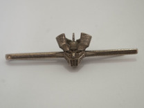 Mazinger Z Tie Clip in Stainless Steel