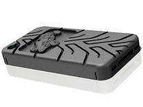 iPhone 4S Atom A048 tread in Black Strong & Flexible