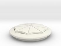 VW Umbrella Corporation in White Strong & Flexible