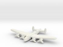 Avro Lancaster 1/900 in White Strong & Flexible