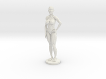 Nana Robot Debout02 in White Strong & Flexible