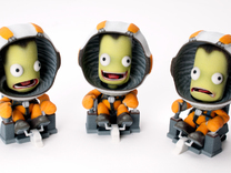 Kerbal IVA Bundle in Full Color Sandstone