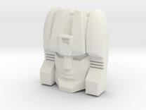 Rodney Faceplate (Titans Return) in White Strong & Flexible