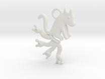 Ahitzotl in White Strong & Flexible