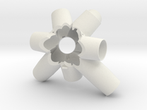 150114 Cluster - Side 1 in White Strong & Flexible