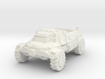 Utility Truck in White Strong & Flexible