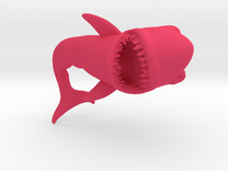 Shark in Pink Strong & Flexible Polished