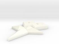 Wayfinder in White Strong & Flexible Polished: Medium