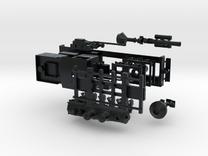 Nn3 Scale Class B Shay in Black Hi-Def Acrylate