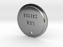 TLOU Pendant - Lea 231216 in Premium Silver