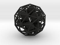 The Skull Ball  in Black Strong & Flexible