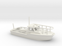 USCG 30' Utility Boat (1:148 | 1:300) in White Strong & Flexible: 1:148