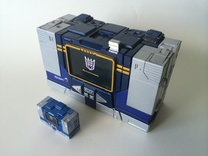 MP MICRO SOUNDWAVE in Frosted Ultra Detail