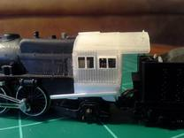 N Scale Pennsylvania H9/E6/G5 Cab in Frosted Ultra Detail