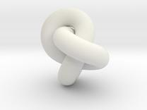 trefoil in White Strong & Flexible