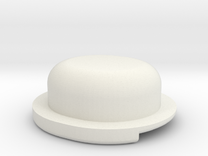 MotoBi Kill Button in White Strong & Flexible