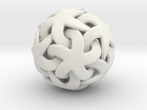 Modeltest02 - thicker in White Strong & Flexible