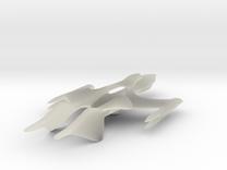 Sparrow Light Whitestar in Transparent Acrylic