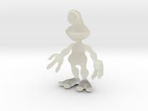 Ato, the Alien in Transparent Acrylic
