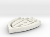 IA pendant 1.5 inch mk2 in White Strong & Flexible