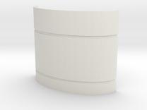 Rekki-Maru Scabbard Collar in White Strong & Flexible