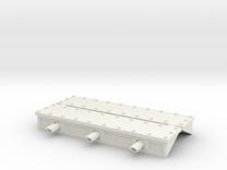 W4K01 Gunport Covers in White Strong & Flexible