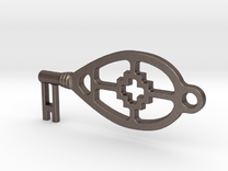 sleutel in Stainless Steel