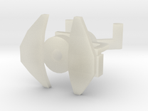 HMG Body w/o Clip in Transparent Acrylic
