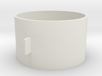 MDF25/12 in White Strong & Flexible